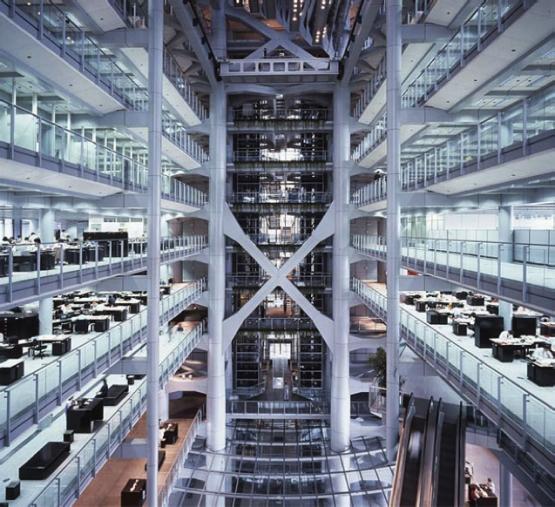 HSBC HK Main Building Project