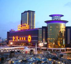 Macau Las Vegas Sands Casino