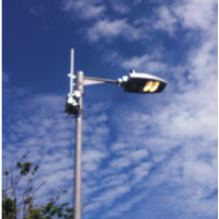 Lamma Island Smart Road Lighting Control System